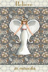 Wonderland Angel II by Andi Metz