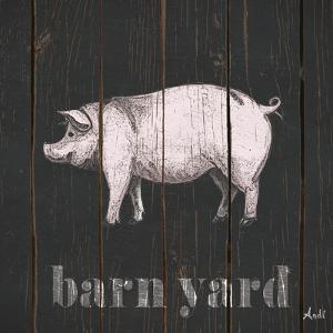 Wood Farm IV by Andi Metz