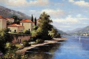 Casa De Lago by Andino