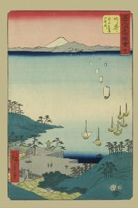 Arai by Ando Hiroshige