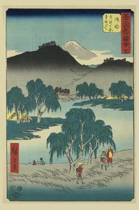 Goyu by Ando Hiroshige