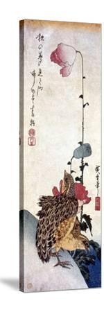Hiroshige: Poppies