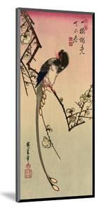 Magpie, 19th Century by Ando Hiroshige
