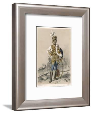 Andoche Junot Duc d'Abrantes French Marshal-F. Philippoteaux-Framed Giclee Print