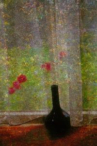 Bottle by Andr? Burian