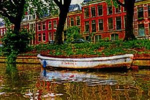 Canal by Andr? Burian