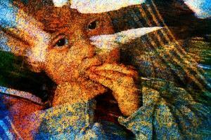 Child by Andr? Burian