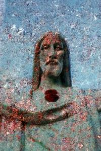 Christ by Andr? Burian
