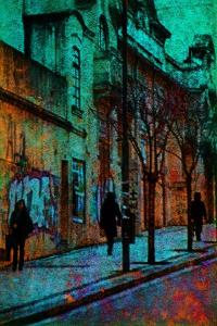City Life by Andr? Burian