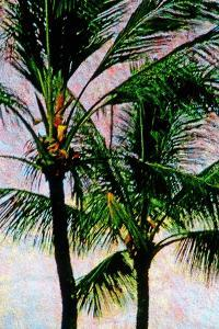 Coconut Trees by Andr? Burian