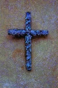 Cross by Andr? Burian