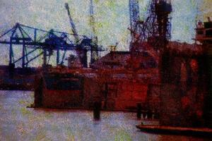 Harbor by Andr? Burian