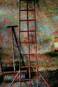 Ladder by Andr? Burian