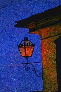 Lamp by Andr? Burian