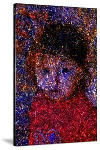 Little Girl. by Andr? Burian