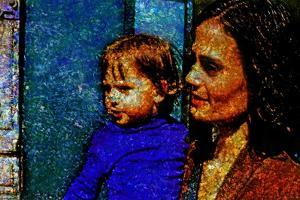 Mother and Daughter by Andr? Burian