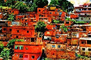 Slum by Andr? Burian