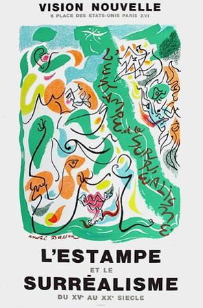 L'Estampe et le Surrealisme by Andr? Masson