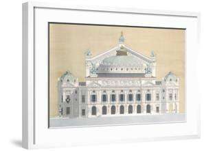 Opera de Paris Garnier by Andras Kaldor