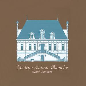 Vintage Chateau I by Andras Kaldor