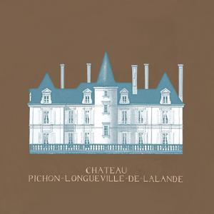 Vintage Chateau IV by Andras Kaldor