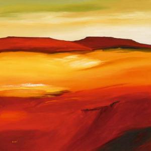 Australian Landscape I by Andre