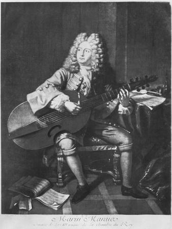 Marin Marais, 1704