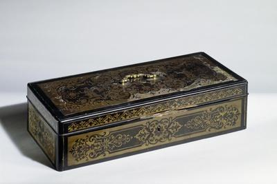 Louis XIV Style Wooden Box