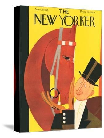 The New Yorker Cover - November 20, 1926