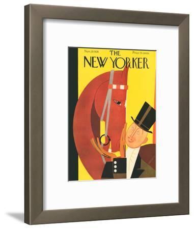 The New Yorker Cover - November 20, 1926