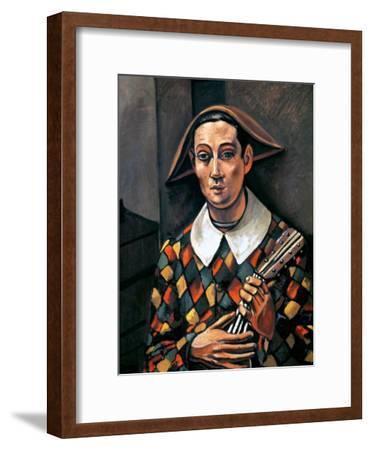 Derain: Harlequin, 1919