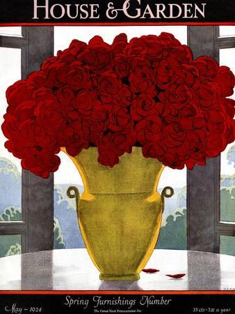 House & Garden Cover - May 1924