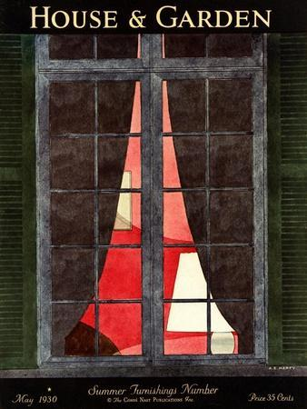 House & Garden Cover - May 1930