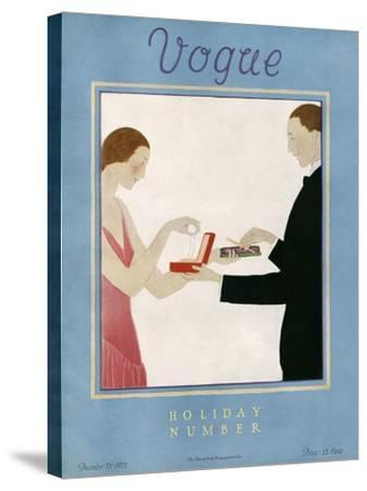 Vogue Cover - December 1923