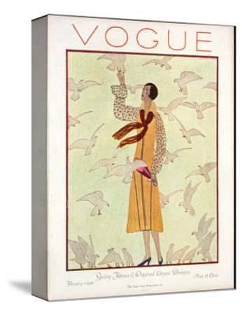 Vogue Cover - February 1926