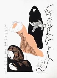 La Mort De L'Enfant by André Fougeron