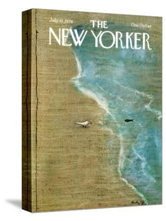 The New Yorker Cover - July 10, 1978