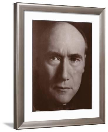 Andre Gide--Framed Photographic Print