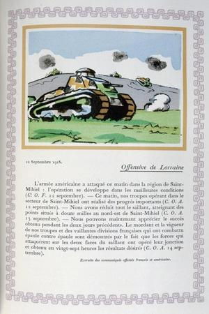 Lorraine Offensive, 12th September 1918