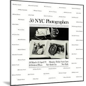 50 NYC Photographers by Andre Kertesz