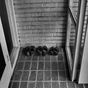 House & Garden - April 1950 by André Kertész