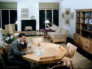 House & Garden - June 1948 by André Kertész