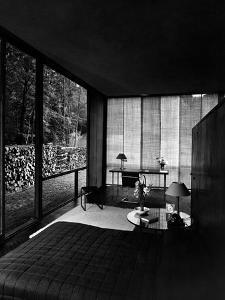 House & Garden - October 1949 by André Kertész