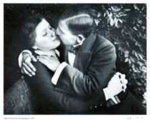 Lovers by André Kertész