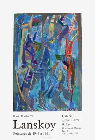 Expo 90 - Galerie Louis Carré