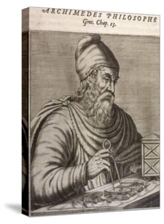 Archimedes Greek Mathematician and Inventor