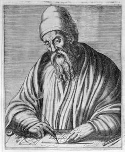 Euclid Mathematician of Alexandria by Andre Thevet