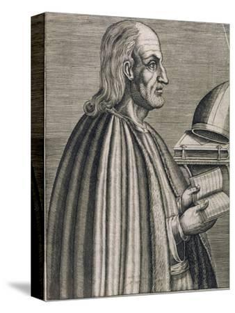 Saint Anselm Scholastic Philosopher