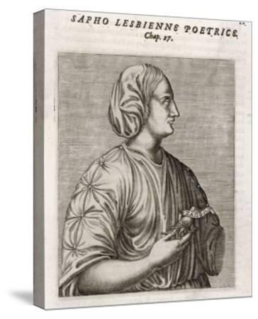 Sappho Greek Lyric Poet from Lesbos