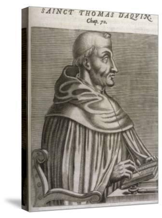 Thomas Aquinas Italian Theologian